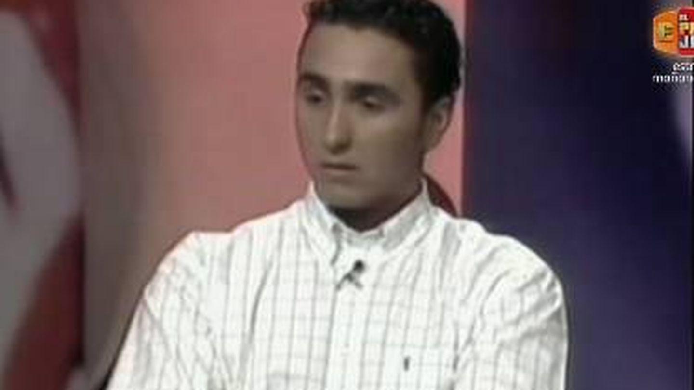 José Parra, amigo de Rocío y su pandilla. (Mediaset)