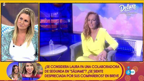 Se puede seguir viviendo: Carlota saca pecho por Rocío tras volver a 'Sálvame'