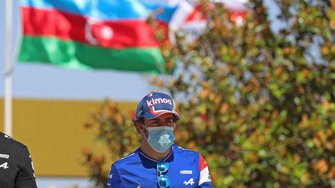 Por qué Fernando Alonso no está disfrutando, aunque nos diga lo contrario
