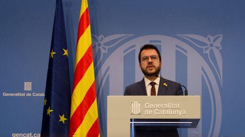 Aragonès apoya a los Mossos, pero se abre a debatir el modelo policial en el Parlament