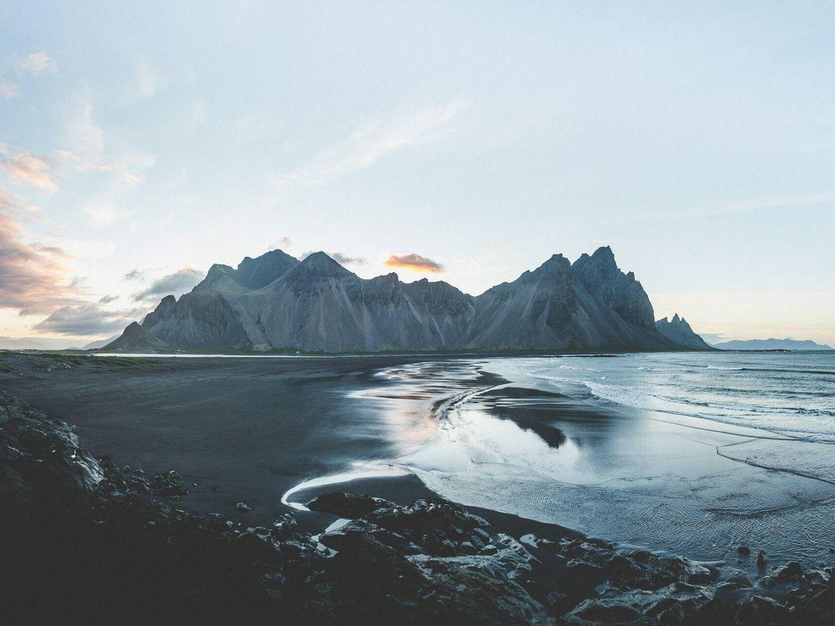Foto: Imagen de Islandia (Unsplash)