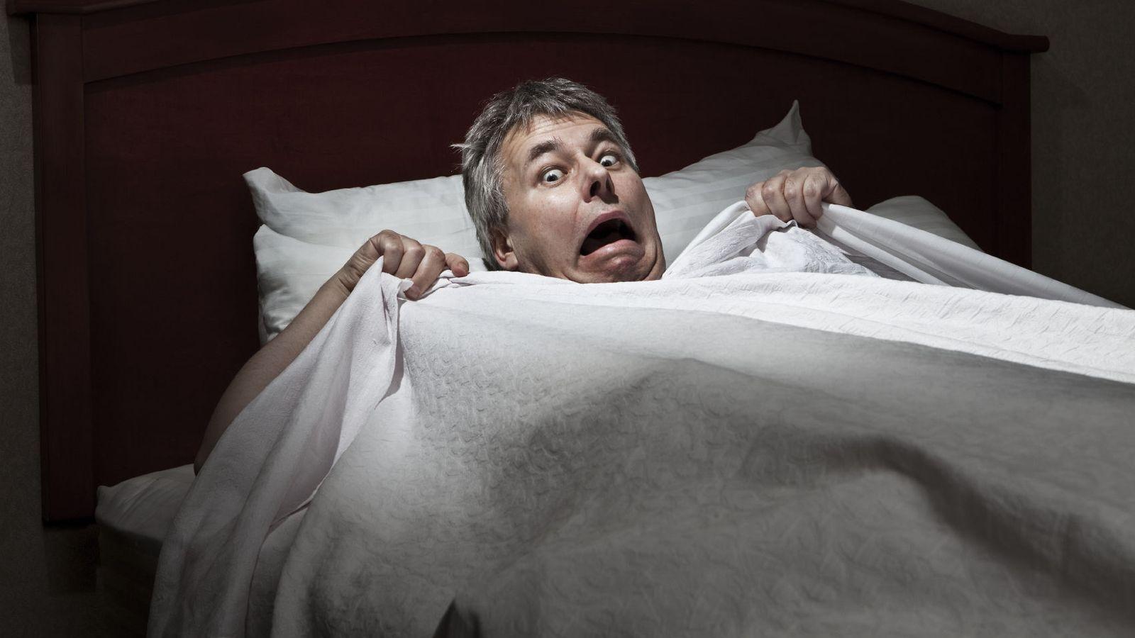 Foto: La pesadilla es ver que alguien se despierta con esta cara. (iStock)