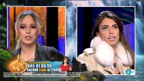Sofía Suescun tumba a Gloria Camila en 'SV': Vas arrastrando a gente de los pelos