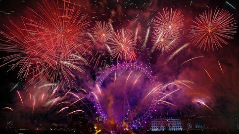 Londres cancela sus famosos fuegos artificiales de Nochevieja del London Eye