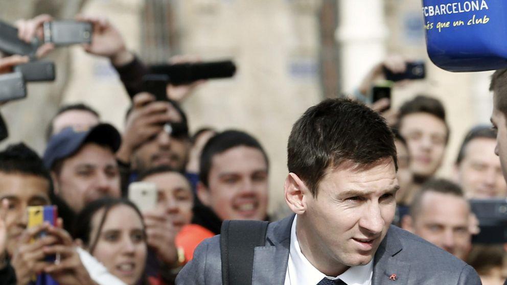 Messi, el mejor pagado del mundo tras su 'pataleta' y al 'caso Neymar'
