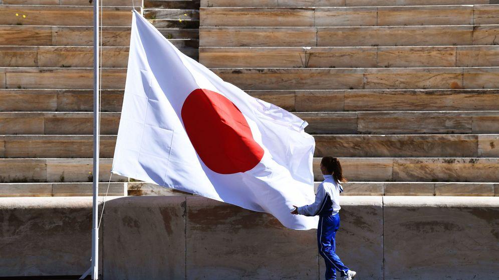 Foto: Bandera de Japón (Reuters)