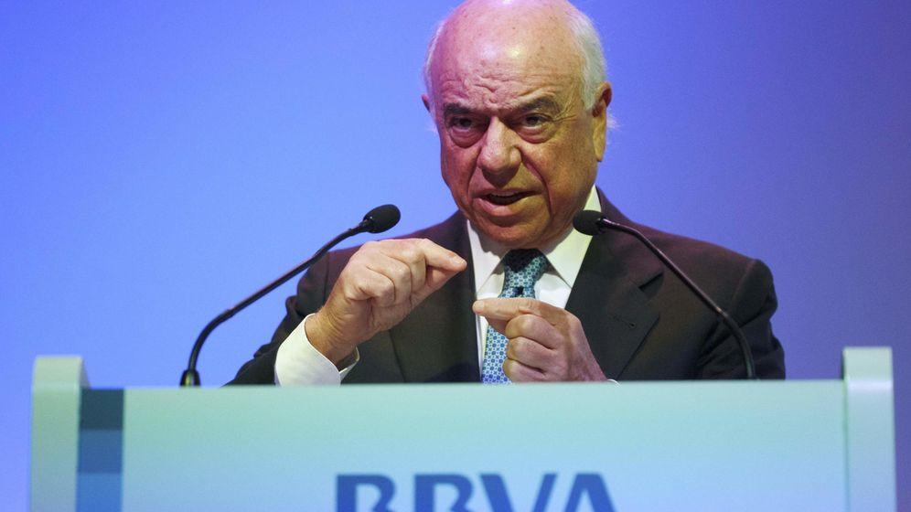 Foto: El presidente de BBVA, Francisco González. (Reuters)