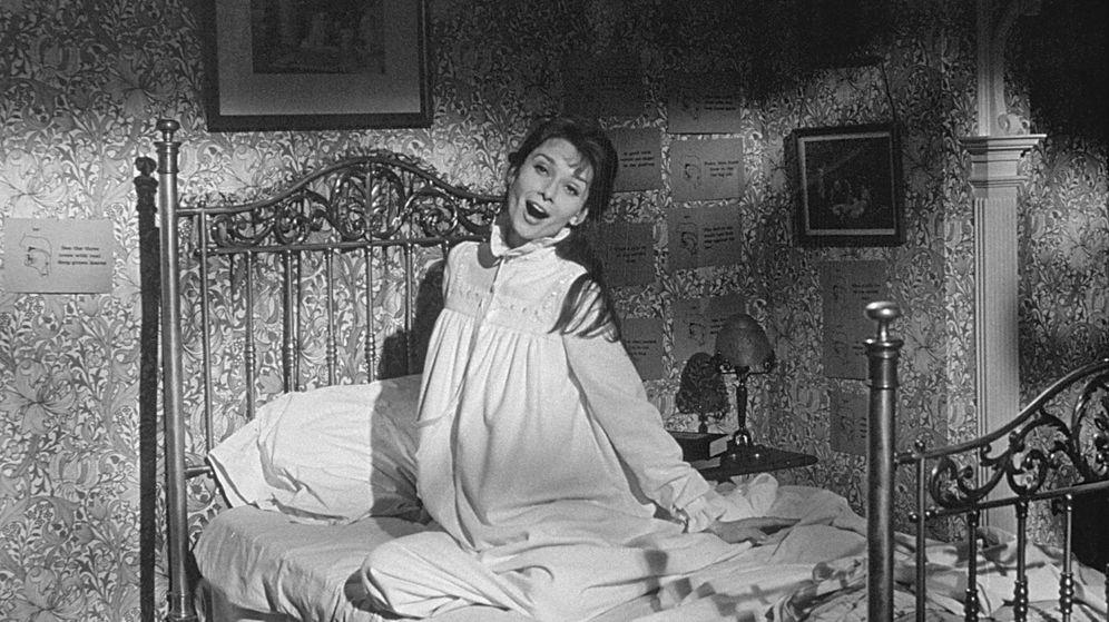 Foto: Audrey Hepburn en una escena (Cordon Press)