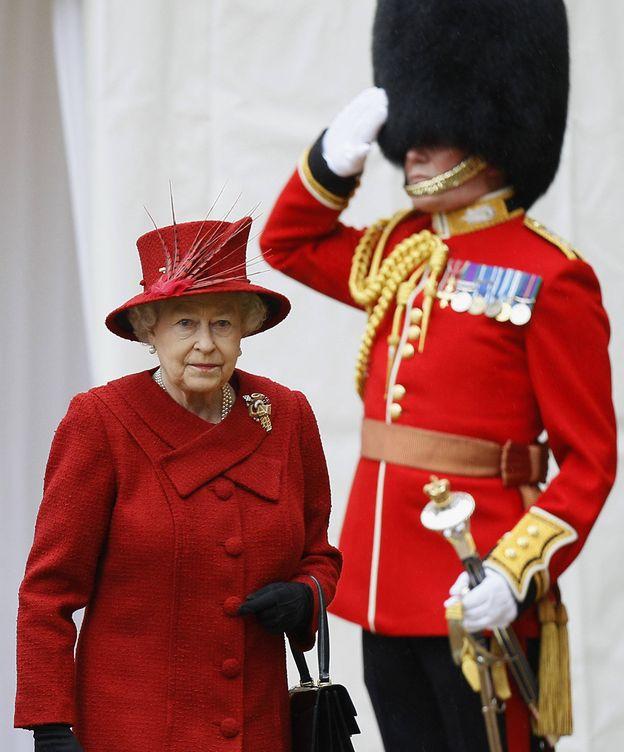 Foto: La reina Isabel en una imagen de archivo (Gtres)