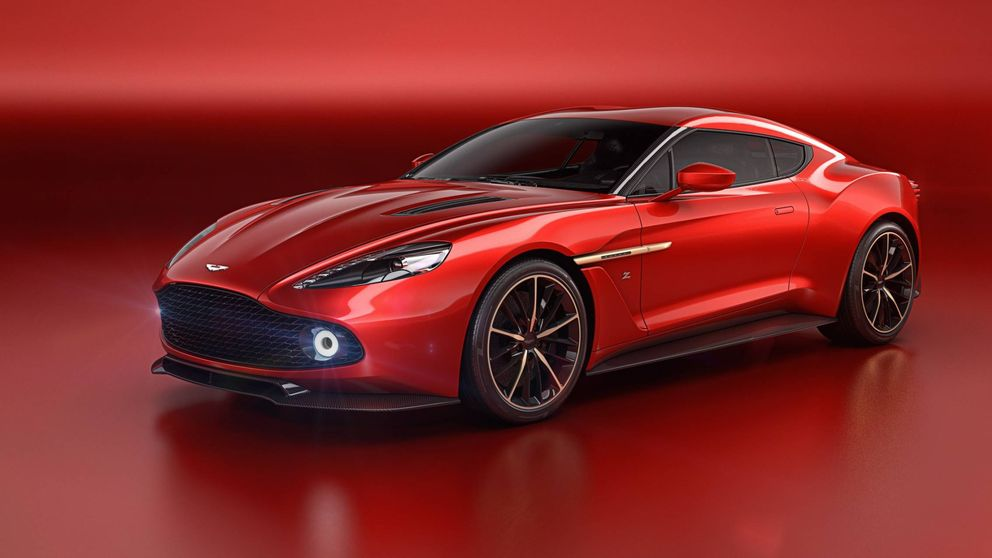 Aston Martin Vanquish Zagato, con la Z en sus genes