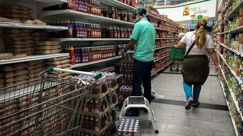 Foto: La espada de damocles toma forma de control de precios en venezuela