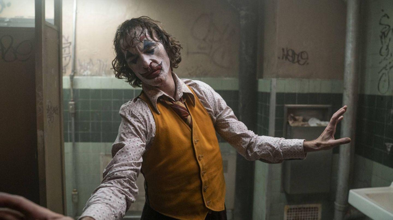 Joaquin Phoenix en una escena del  'Joker' (Warner)