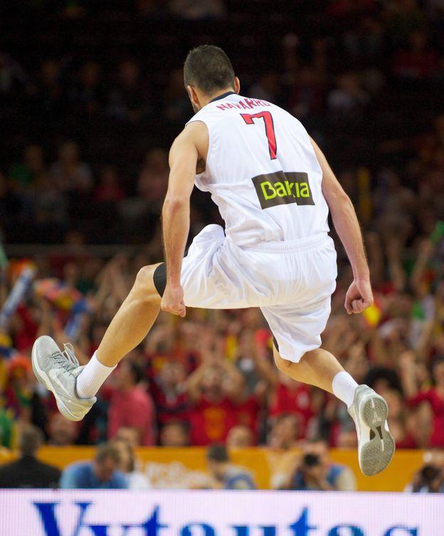Foto: Juan Carlos Navarro EuroBasket 2011 (Imago)
