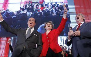 El presidente de Iberia canta 'La Traviata'
