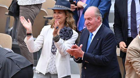 Rey Juan Carlos: su emotiva imagen junto a Nadal y la alcaldesa de París