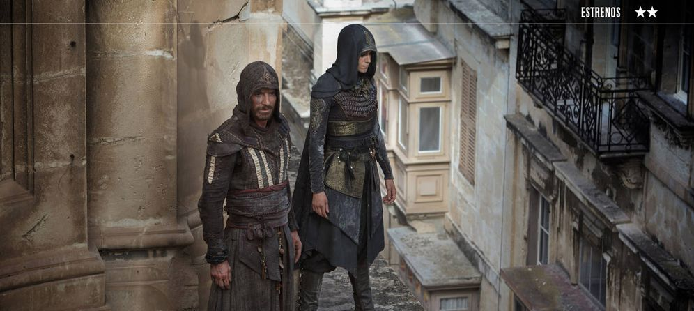 Foto: Fotograma de 'Assassin's Creed'.