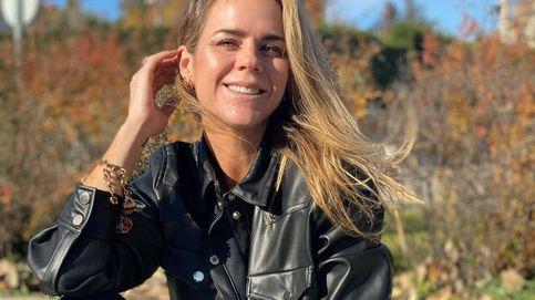 Un pantalón y chaqueta como los de Amelia Bono te harán ver más alta al momento