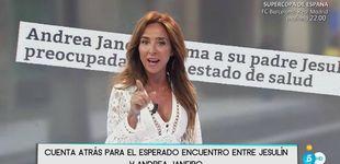 Post de Patiño desmiente la conversación entre Andrea Janeiro y Jesulín