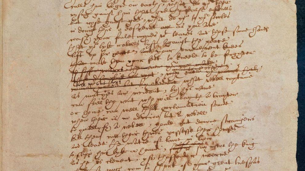 Shakespeare ya pidió un trato digno para los refugiados