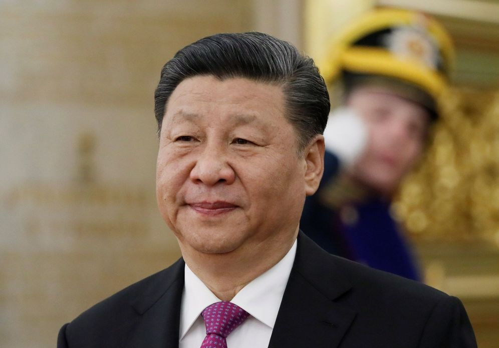 Foto: Xi Jinping, el líder chino. (Evgenia Novozhenina/Efe)