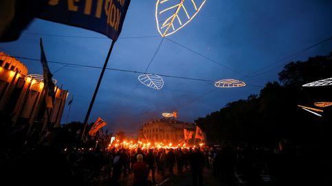 La extrema derecha ucraniana sale a la calle