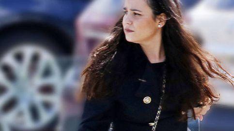 Carolina Monje, la novia de Álex Lequio, hace el Camino un año después de su muerte