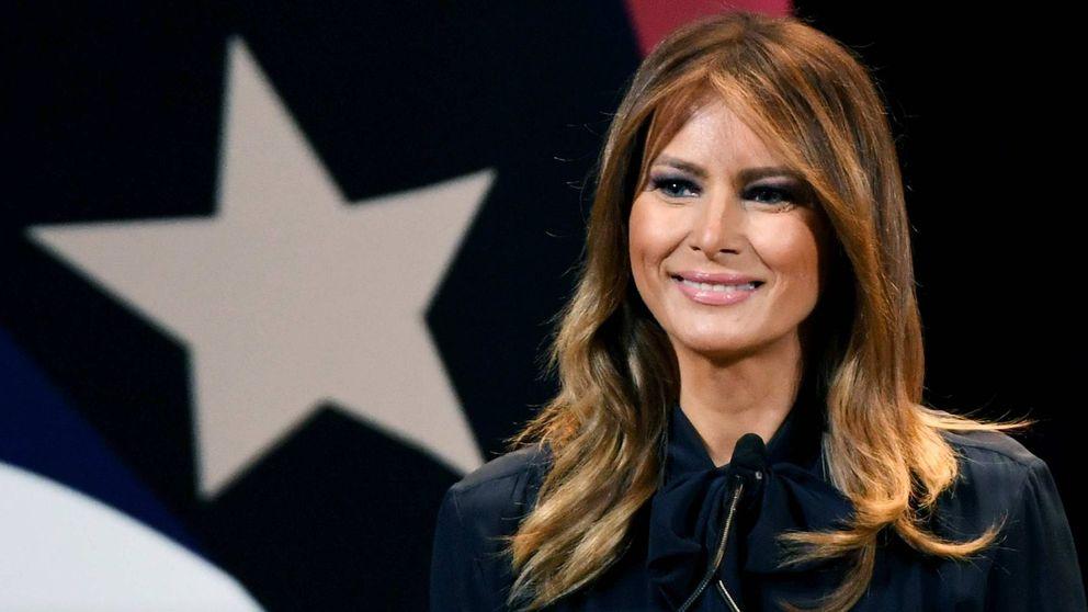 Melania Trump: evolución capilar de una primera dama adicta al poder (de la laca)