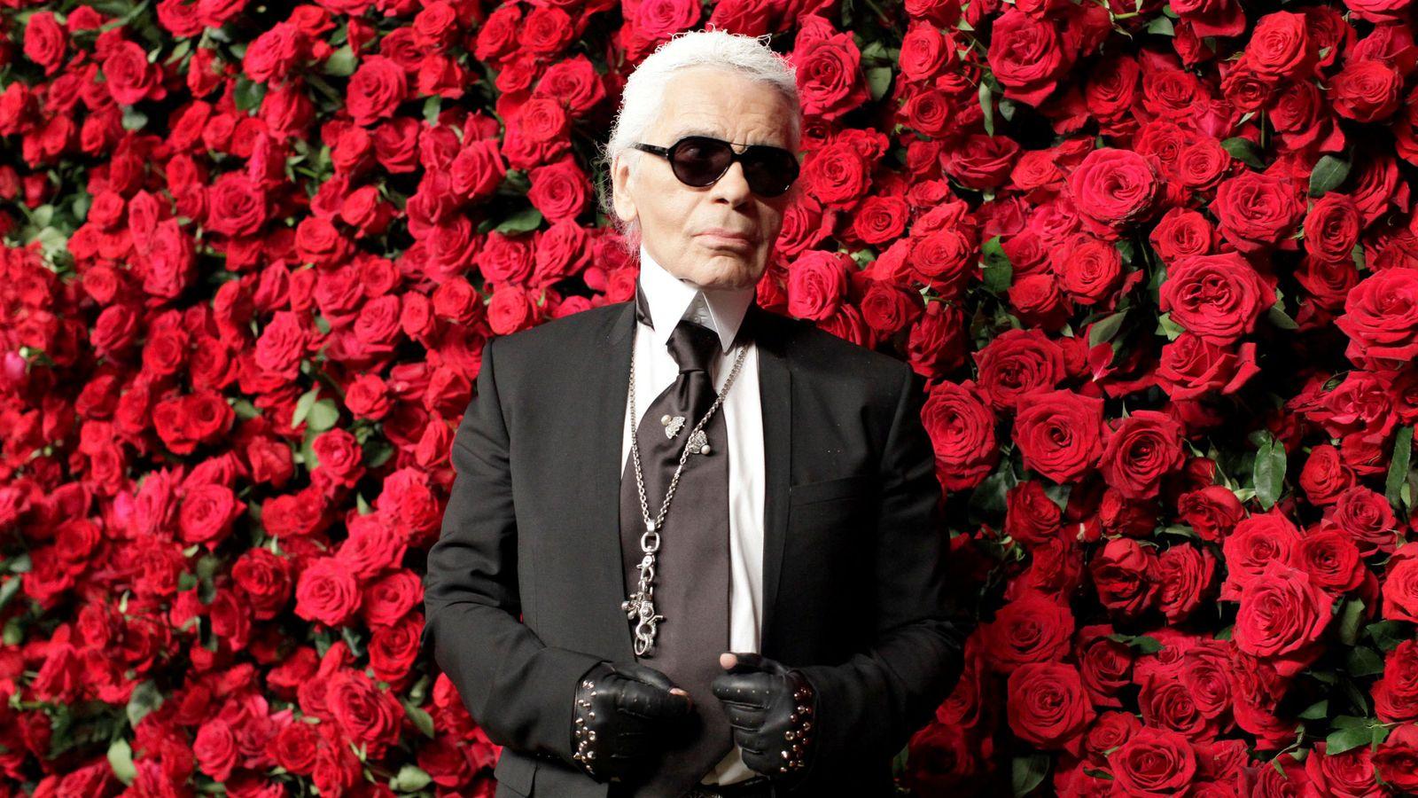 Foto: Karl Lagerfeld en una imagen de archivo. (Reuters)