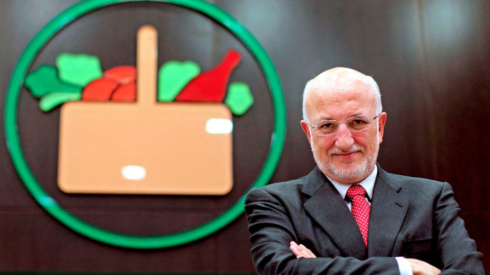 Foto: Juan Roig, presidente de Mercadona.