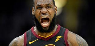 Post de Un jugador mejor que LeBron James: LeBron ante la amenaza de ser eliminado