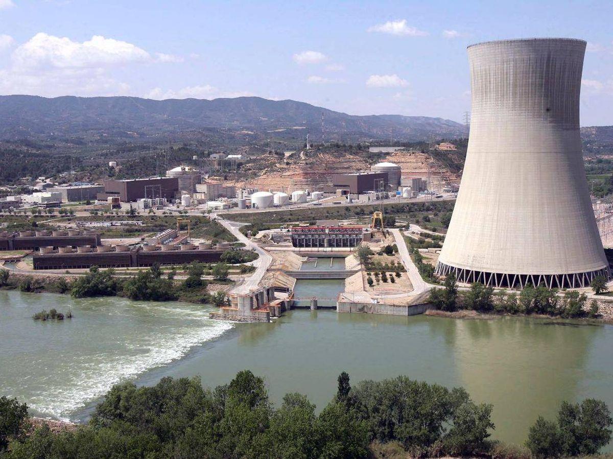 Foto: Central nuclear de Ascó I. (Cedida)