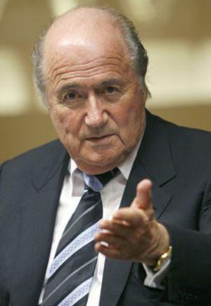 Blatter amenaza al fútbol español con ser excluido de las competiciones internacionales