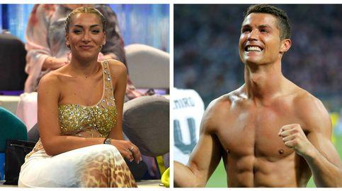 La relación entre la 'exsuperviviente' Elisa de Panicis y Cristiano Ronaldo