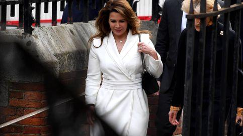 La princesa Haya de Jordania ha perdido la paz mental y tiene miedo por sus hijos