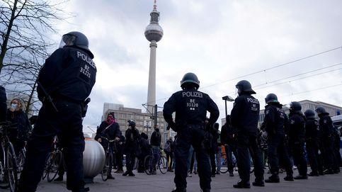 Alemania bate el récord diario de muertes con 487 y prohíbe una protesta contra el covid-19