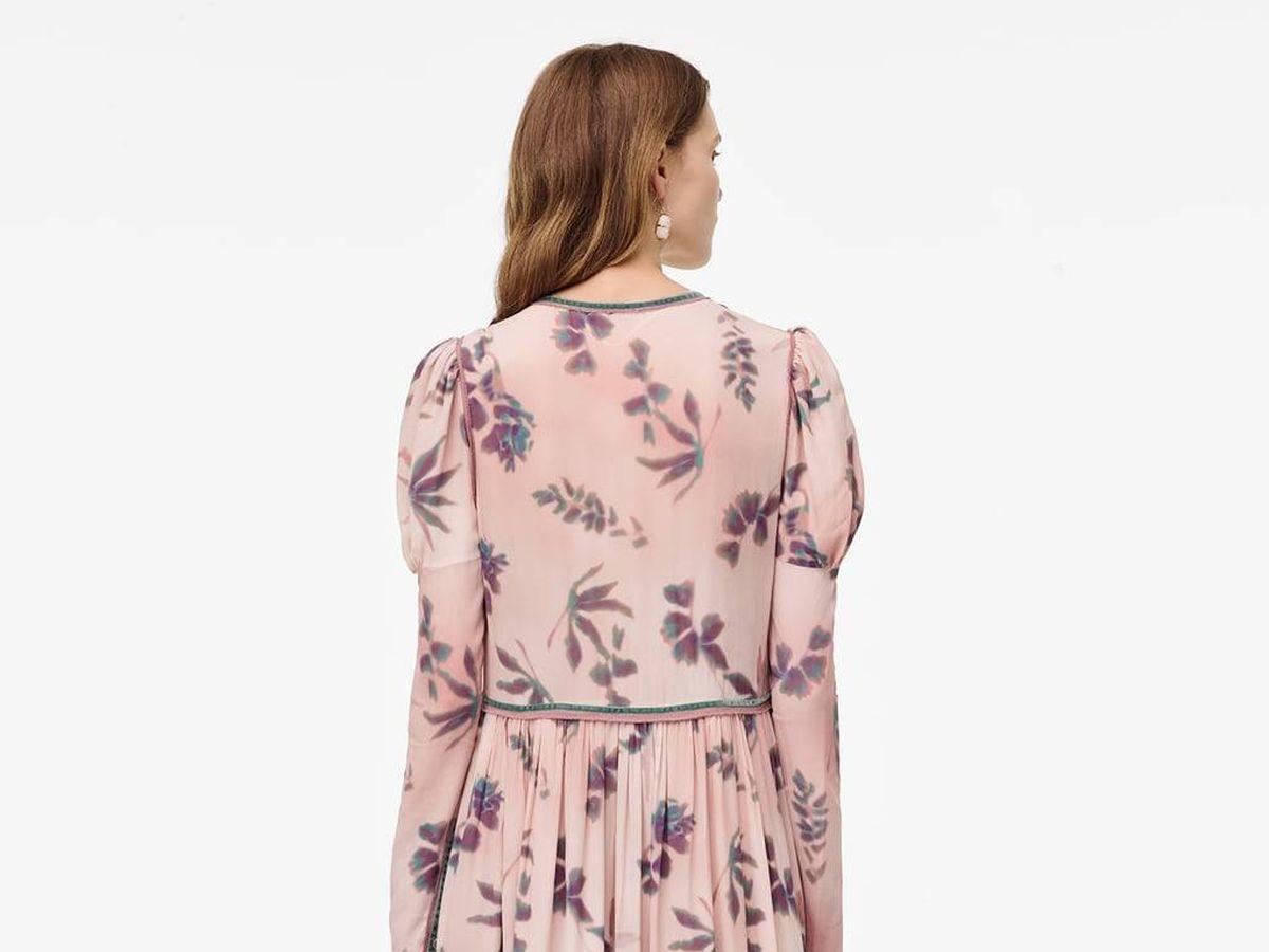 Foto: Atenta. No pierdas de vista este vestido de Zara. (Cortesía)