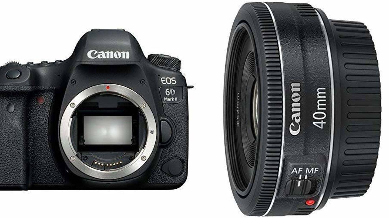 Así es la Canon EOS 6D MK II