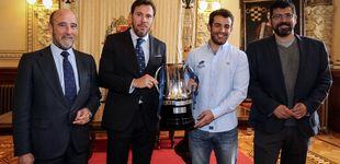 Post de La final de liga de rugby, la gran ocasión del alcalde de Valladolid de tener razón