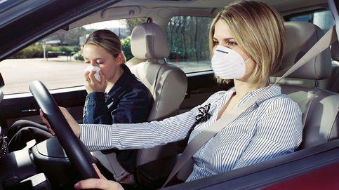Cómo protegerse de las alergias al volante
