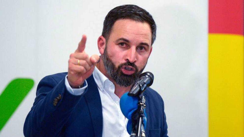 Santiago Abascal, indignado con TVE: Se les ha olvidado pintarme los cuernos