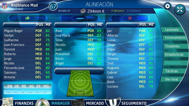 Imagen de PC Fútbol 18