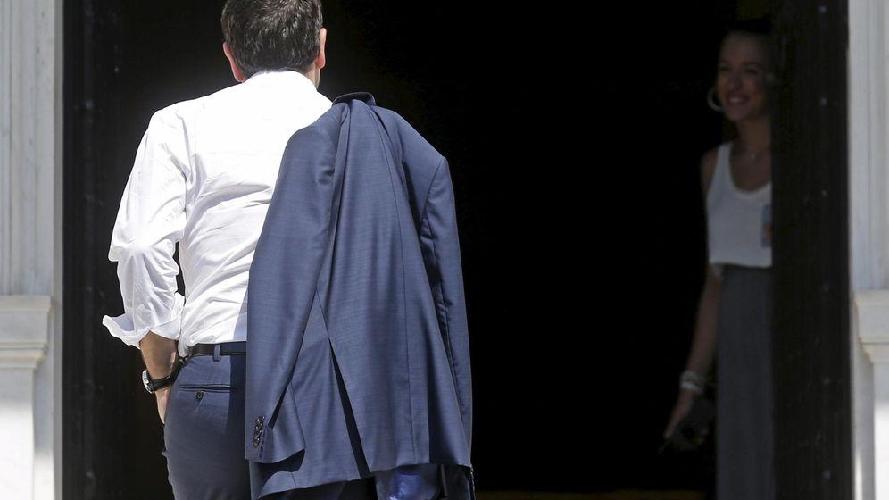 Foto: El primer ministro de Grecia, Alexis Tsipras, en Atenas. (Reuters)