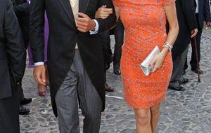 Los VIP se dan cita en la boda jerezana de una Domecq y un Bultó