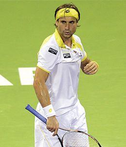 Foto: David Ferrer debutará en el Abierto de Australia con el belga Rochus