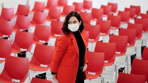 Isabel Díaz Ayuso: Mi vida personal va como la legislatura, con complicaciones