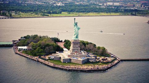 Unos planos ocultos demuestran que la Estatua de la Libertad no iba a ser así