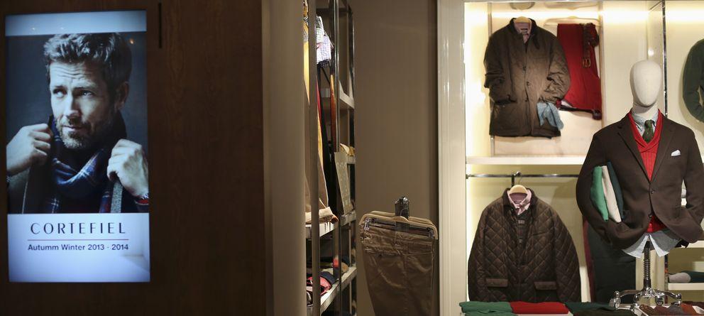 Foto: Una tienda de Cortefiel, grupo de distribución de moda controlado por CVC. (Reuters)