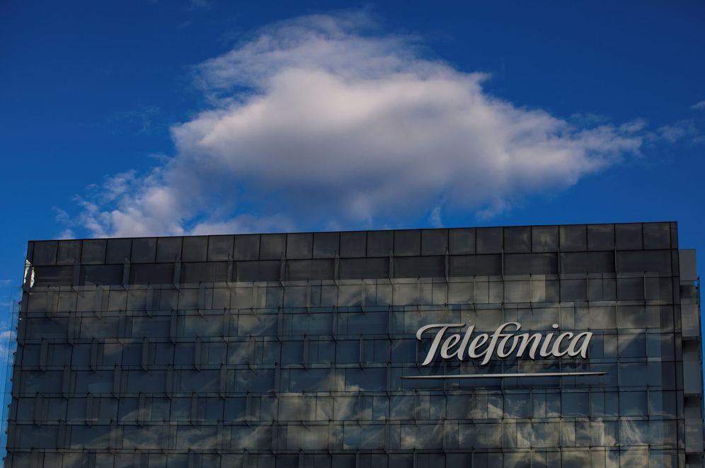 Foto: Las oficinas de Telefónica en Madrid. (Reuters)