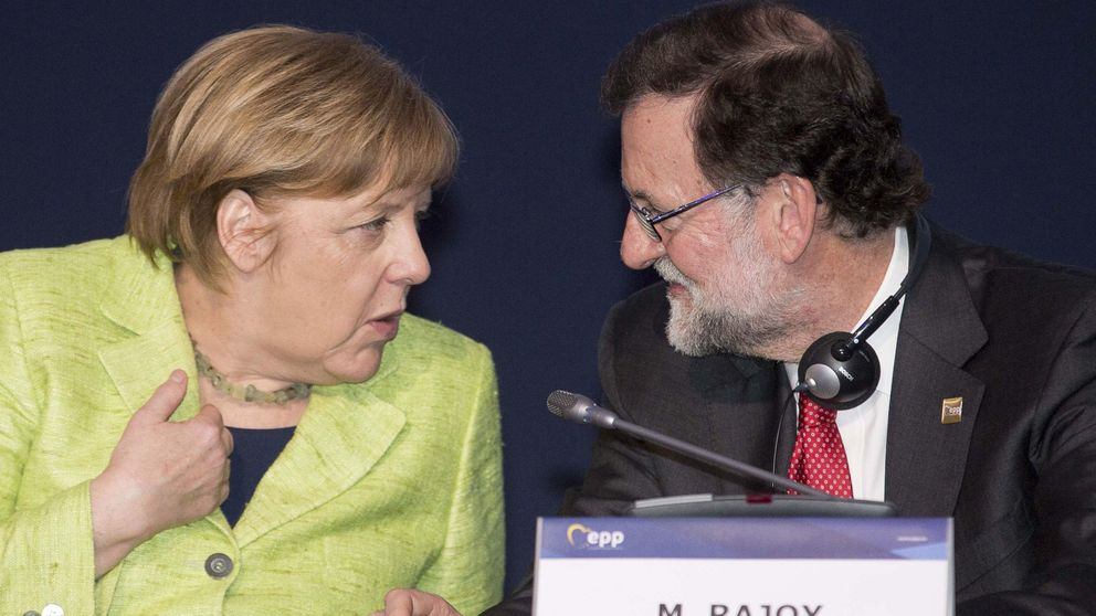 Confesiones del hombre de Merkel en España