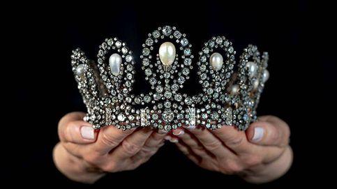 La tiara de María Victoria (reina de España), a la venta por más de 1 millón de dólares